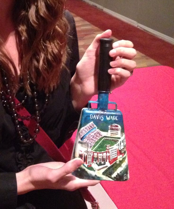 Reaves Ringers | Custom Painted Cowbells | Mississippi State