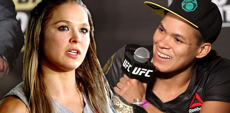 UFC's Max Holloway Loves 'Dark Rousey' ... She's Focused, Ready | TMZ Sports