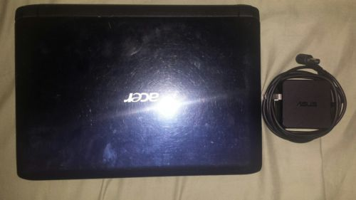 Acer Aspire One D250 10.1in. Notebook/Laptop - Customized