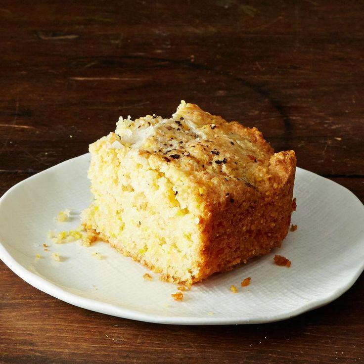 Vera Obias' Cheddar & Black Pepper Cornbread Recipe on Food52 recipe on Food52