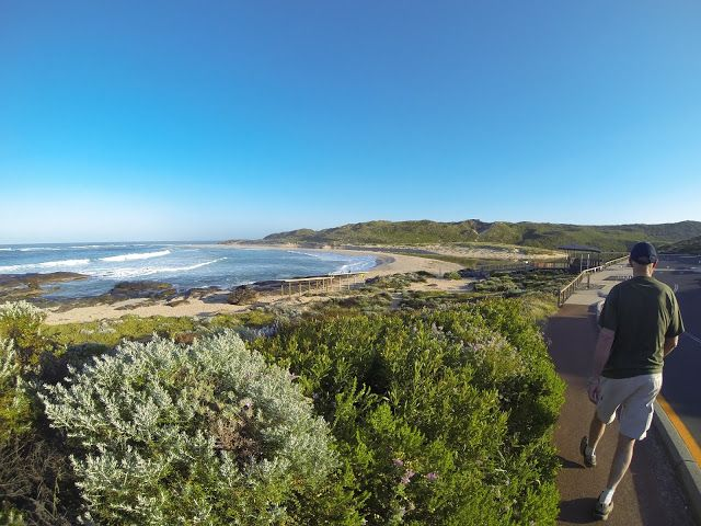 Wandering Woollies Travel: Gnaramup Beach walk to Margaret River Mouth