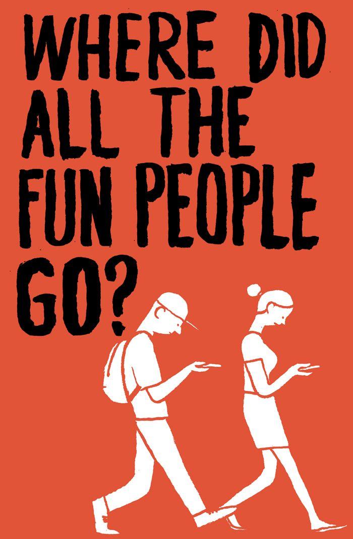 fun-peopleweb - Jean Jullien
