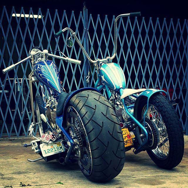 Custom Choppers Harley Davidson (97)