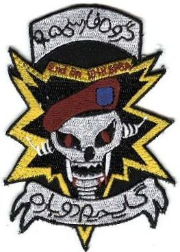19th Special Forces Group Pocket Patches Support Operations Team A-905 2nd Battalion Type 1