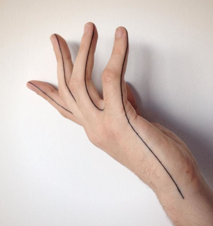19 Subtle And Severely Minimalist Tattoos | Tattoodo.com                                                                                                                                                      More