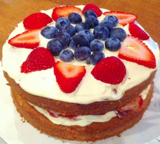 Great British Bake Off, Victoria sponge off