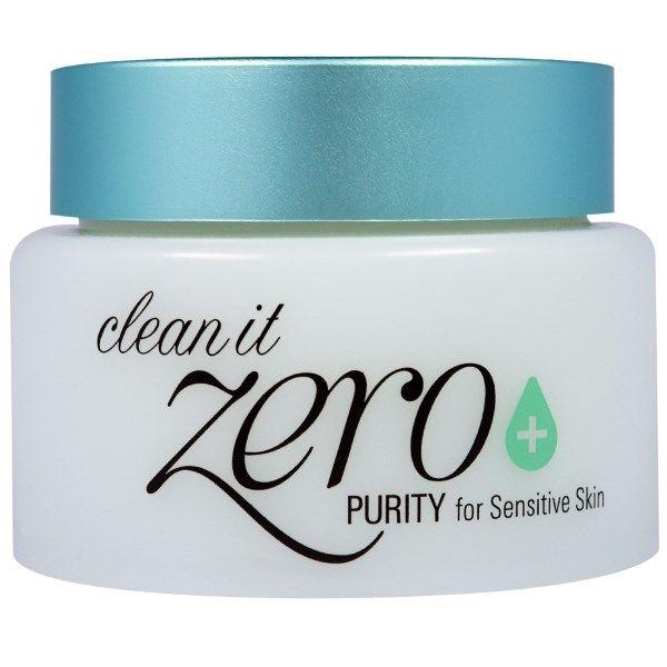 Banila Co., Removedor de maquillaje Límpialo cero, Pureza, 3.3 oz (100 ml)