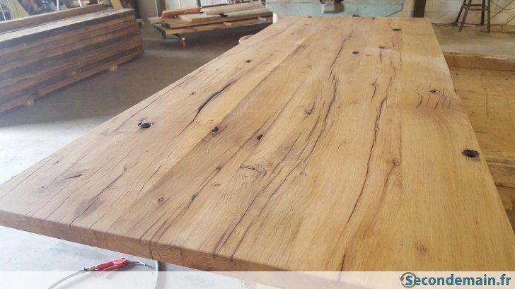 8 best table vieux bois de grange images on pinterest barn old wood and boat dock. Black Bedroom Furniture Sets. Home Design Ideas