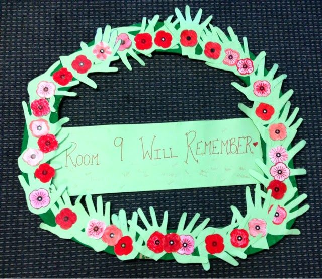 how to make anzac wreath - Google Search