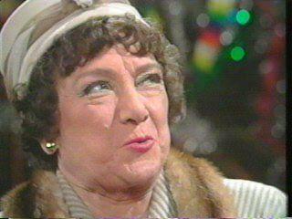 Hylda Baker..Werwhhooo you stood standing there