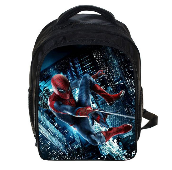 13 Inch Cartoon Spiderman School Bags for Kindergarten Children kids School Backpack for Boys Girls Children's Backpacks Mochila     Tag a friend who would love this!     FREE Shipping Worldwide     Buy one here---> http://onlineshopping.fashiongarments.biz/products/13-inch-cartoon-spiderman-school-bags-for-kindergarten-children-kids-school-backpack-for-boys-girls-childrens-backpacks-mochila/