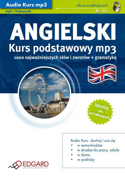 ANGIELSKI MP3 - Dla początkujących Mp3 (AudioBook) - pełną wersje znajdziesz na stronie: http://szybkanauka24.pl/angielski-mp3-dla-poczatkujacych-kurs-podstawowy/