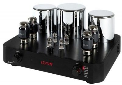 """Ayon is pleased to introduce the all new Spirit III, a substantial advancement of our already highly regarded """"Spirit II"""" model offering. The Spirit III is not a simple update; it is a new re-design featuring new circuit boards, automatic bias, bigger pow"""