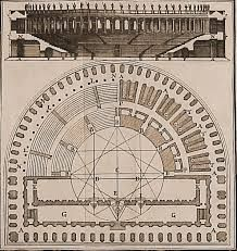 19 – Sin embargo, basta con leer el tratado para percatarse de que Vitruvio exigía estas características para algunos edificios públicos muy particulares.