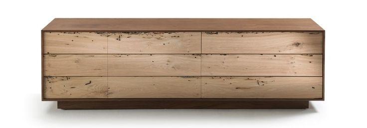 Fanuli - Riva 1920 Furniture - Rialto Sideboard - Belle Magazine Aug - Sep 2015 | designlibrary.com.au