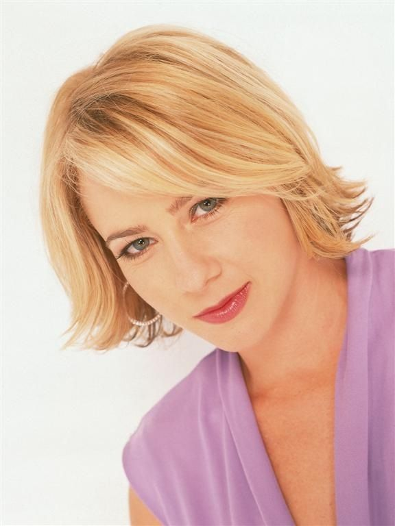 Traylor Howard (June 14, 1966) American actress, o.a. known from the series of 'Monk'.