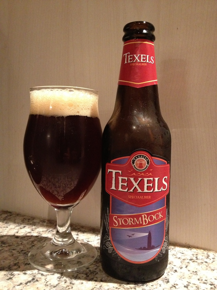 Texels Stormbock Bier
