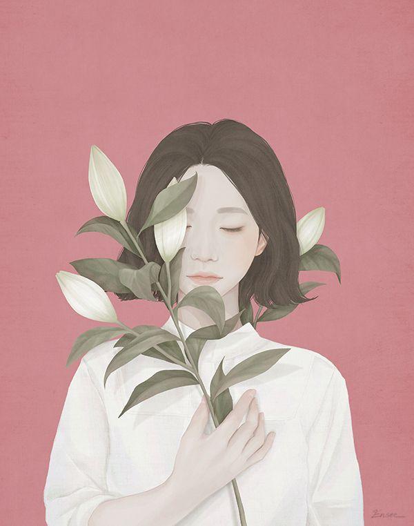 2015 / Digital Painting / ⓒ ENSEE - Choi Mi Kyung