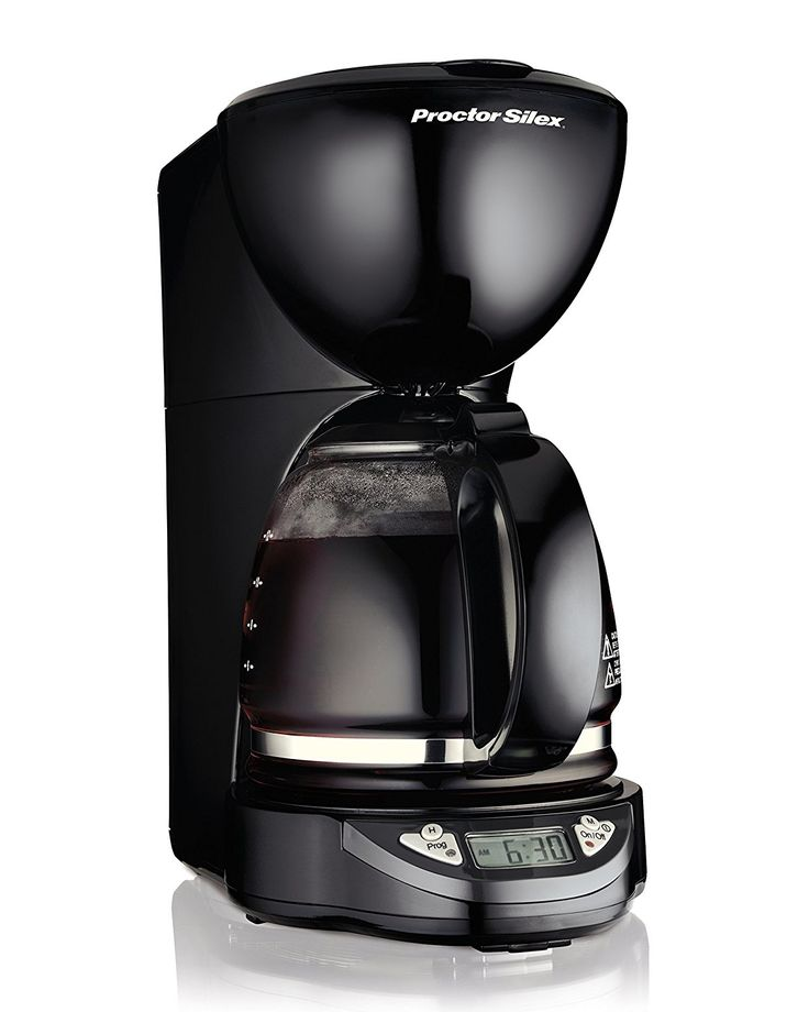 Proctor Silex 12-Cup Coffee Maker, Programmable (49758A) >>> Check this awesome image  : Coffee Maker