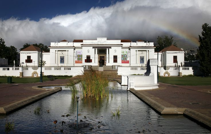 South African National Gallery in Cape Town, South Africa