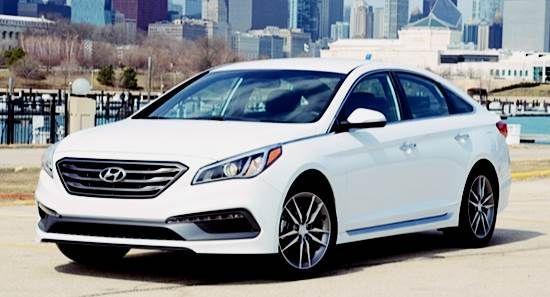 2017 Hyundai Sonata Sport 2.0T Review