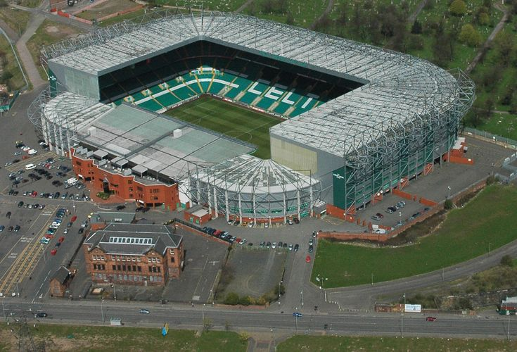 Celtic Park Temple of Glasgow - Home of Celtic