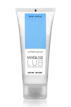Gel Lubrifiant MixGliss Nature 70 ml