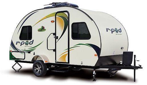 17 best images about r pod on pinterest west coast hybrid camper and lite travel trailers. Black Bedroom Furniture Sets. Home Design Ideas