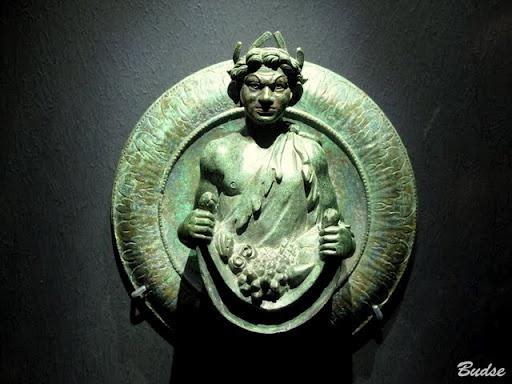 satyr fountainhead Pompeii
