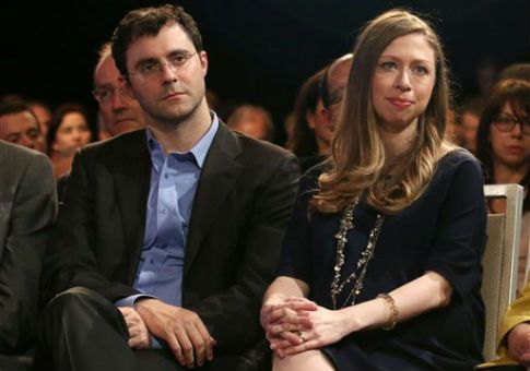 Chelsea Clinton siphoned money from her family foundation to help foot the bill for her estimated $3 million wedding, according to emails released by WikiLeaks on Sunday.    The former first daughter