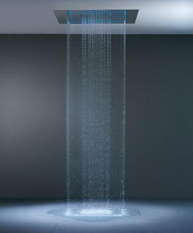"""Dusche """"RainSky"""" von Dornbracht, Design: Sieger Design"""