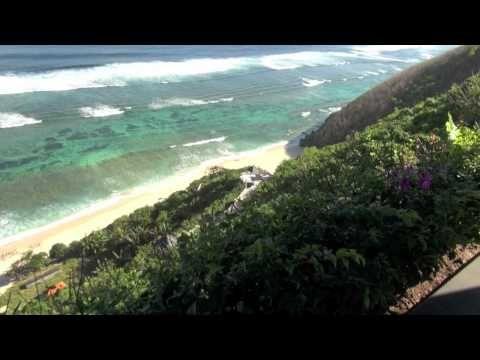 Banyan Tree Bali Ungasan part 1 - YouTube