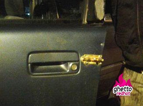 Ghetto car fixes