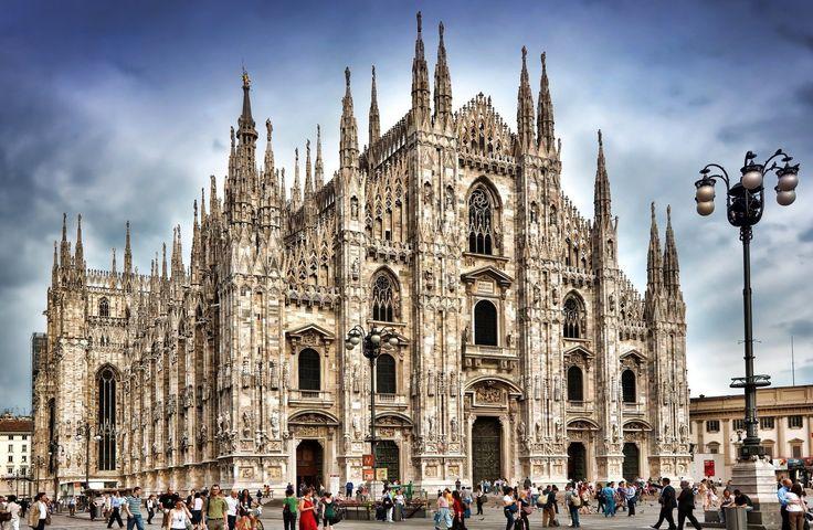 Миланский кафедральный собор Дуомо