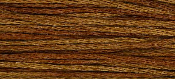 1229 Chickpea  Weeks Dye Works 6 Strand Floss by FiddlestixDesign, $2.30