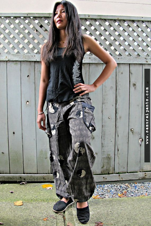 Bunny Rabbit Comfy Pants by Siamurai on Etsy