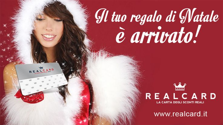 #natale Real Card #post #regalo