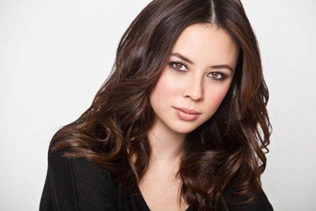 Malese Jow- perfect actress for Cinder!