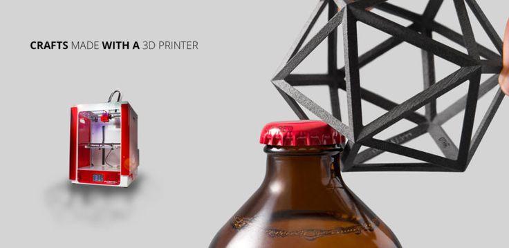 L'artigianato fatto con una stampante 3D – Ira3d Blog