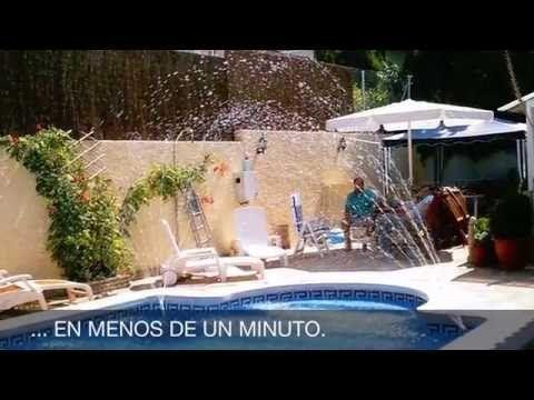 ★FUENTES PARA PISCINAS★COMPRAR BOQUILLAS PARA FUENTES DE JARDÍN★FOUNTAIN NOZZLES★ - YouTube