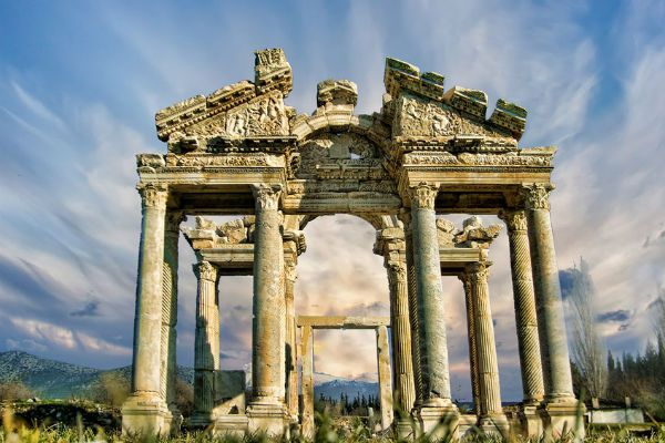türkiye'deki antik kentler - selinus