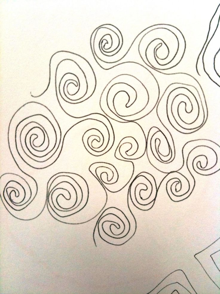Quilting Line Templates : 17 Best images about Continuous Line Quilt Patterns on Pinterest Coffee time, Quilting ...