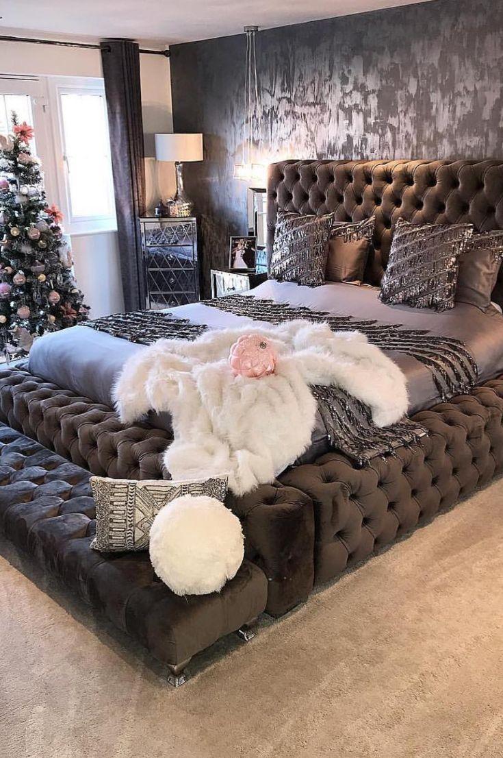 35 Stunning Bedroom Design Ideas 2019 Page 6 Of 39 My Blog Bedroom Decor Room Ideas Bedroom Luxurious Bedrooms