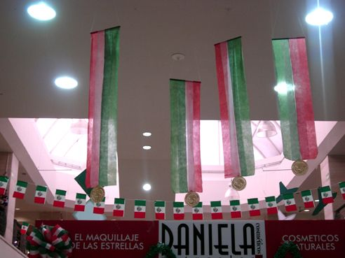 Decoracion 15 de septiembre, fiestas patrias, Mes patrio ...