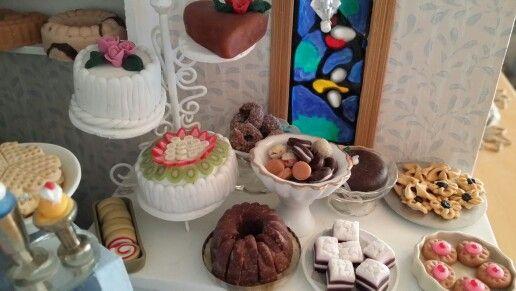 Miniature bakery