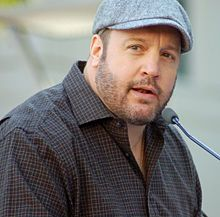 Kevin James...I would sooooooooo marry him...I mean, if we weren't already married to other people.