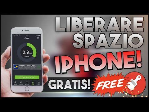 Tutorial - Liberare Spazio su iPhone-iPad-iPod Touch GRATIS! (2017)   #gratis #iphone #liberare