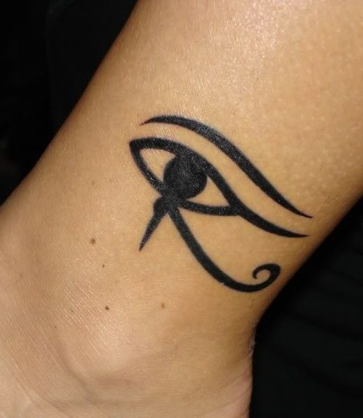 eye of horus tattoo designs 6