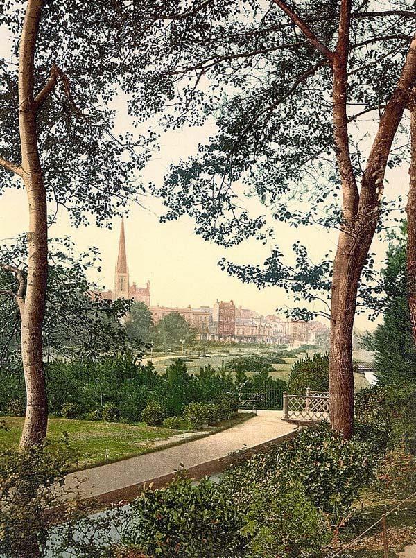 The Gardens , Bournemouth, England
