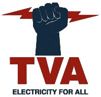 10.) TVA provided affordable electricity for all people such as farmers, and not just cities.